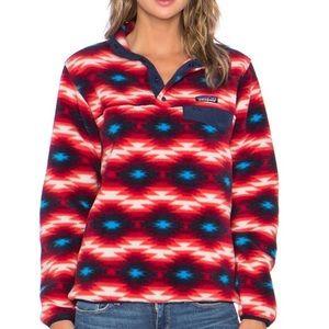 Rare 🔥Patagonia Synchilla Aztec Snap Sweater